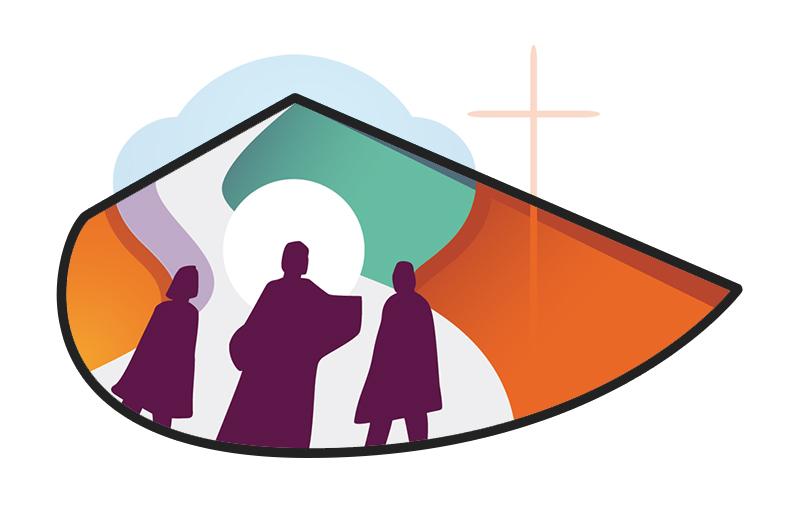nuovo logo comunità pastorale novate san carlo