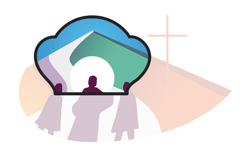 nuovo logo comunità pastorale novate gervaso protaso
