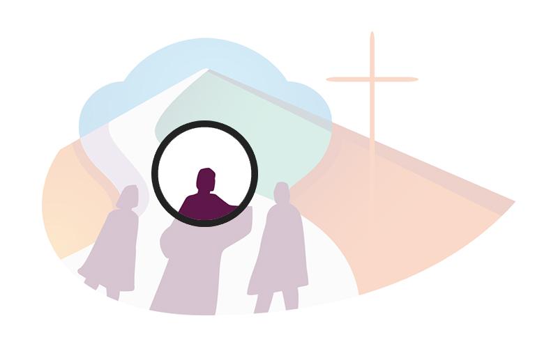 nuovo logo comunità pastorale novate eucarestia