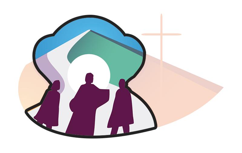 nuovo logo comunità pastorale novate vangelo