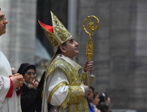 omelia di pasqua arcivescovo